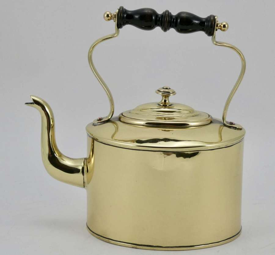 Small Brass Kettle, circa 1900
