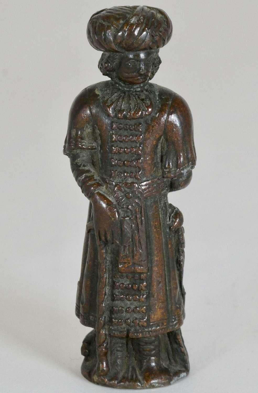 Bronze Finial