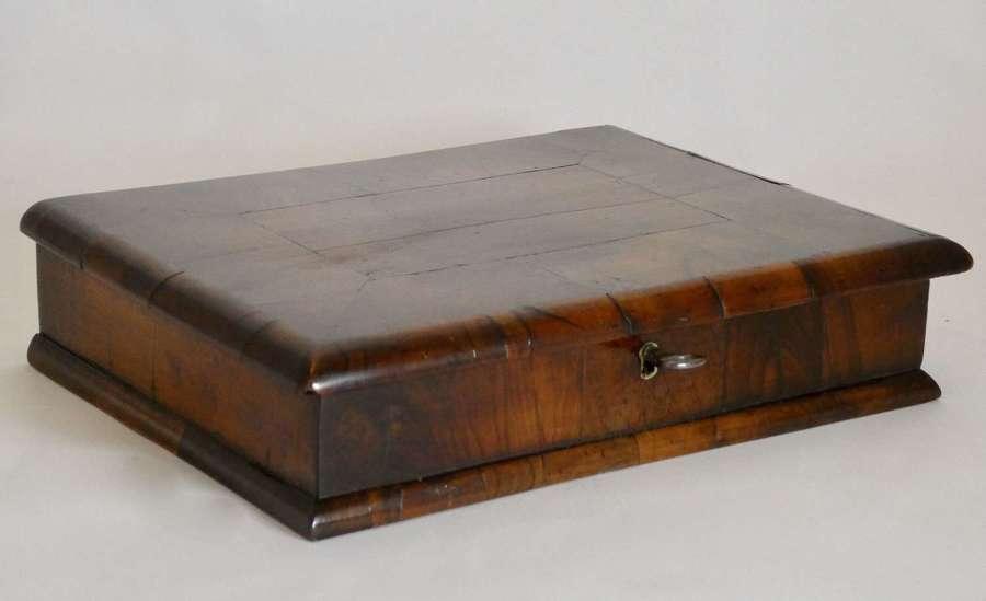 William & Mary Lace Box