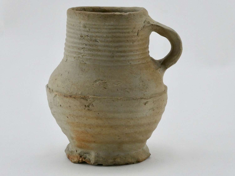 German Stoneware, Raeron, 14/15th Century