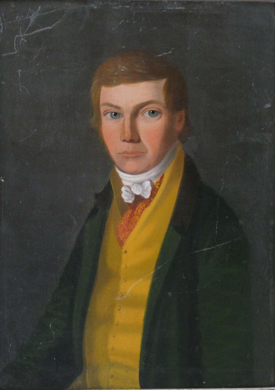 Oil on Board, 1820