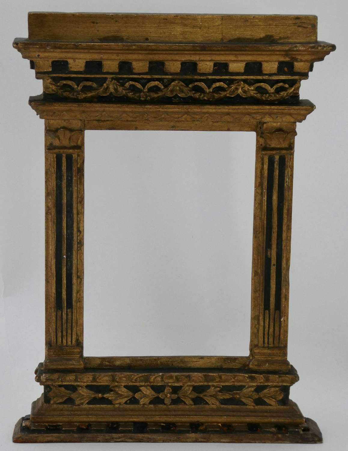 19th Century Giltwood Tabernacle Frame