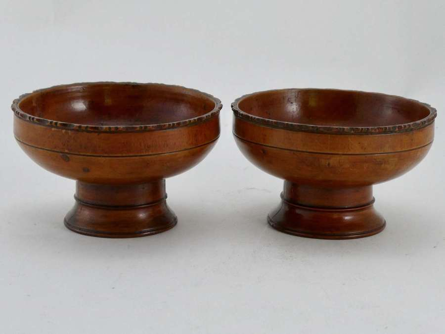 Pair of George III Apothecary Searces, circa 1760